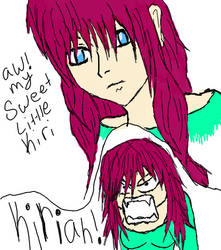 Fariah Kiri's mom by 1Black-Saber