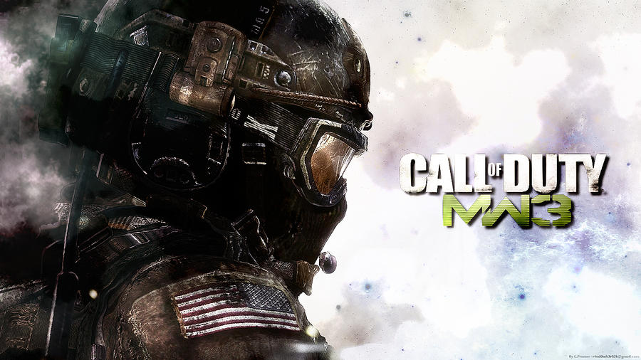 Modern Warfare 3 Wallpaper HD By R4nd0mh3r02k
