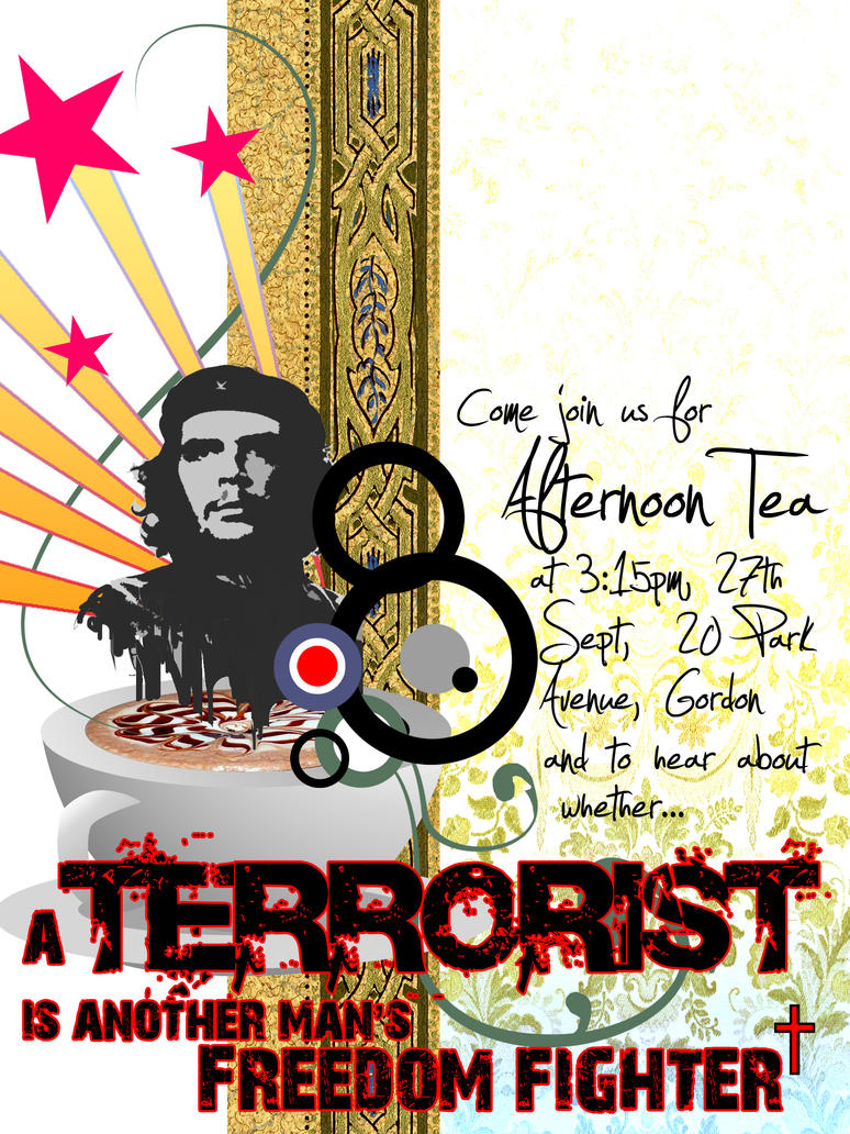 terrorist or freedom fighter Buy terrorists or freedom fighters: reflections on the liberation of animals on amazoncom free shipping on qualified orders.