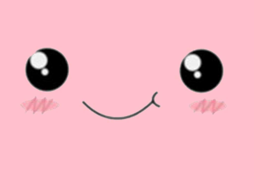 cute pink kawaii wallpaper by dyan21 on deviantart