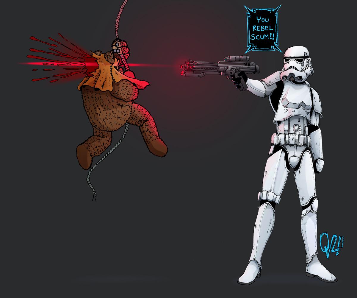 StormTrooper by BlackDanieL on DeviantArt