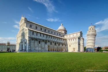Duomo of Pisa 3 by Fabiuss