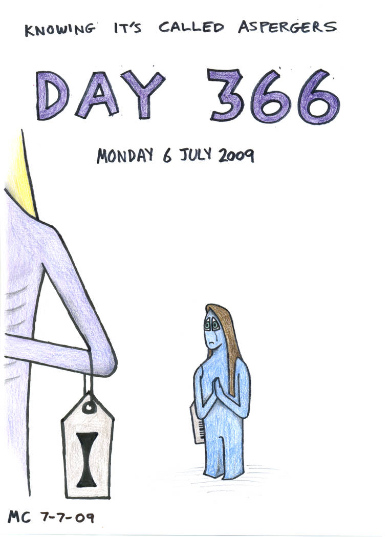KICA Day 366: Anorexia by TheColclough