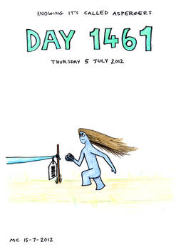 KICA Day 1461: Schedule Eats Dust