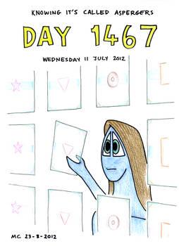 KICA Day 1467: Grid in Progress