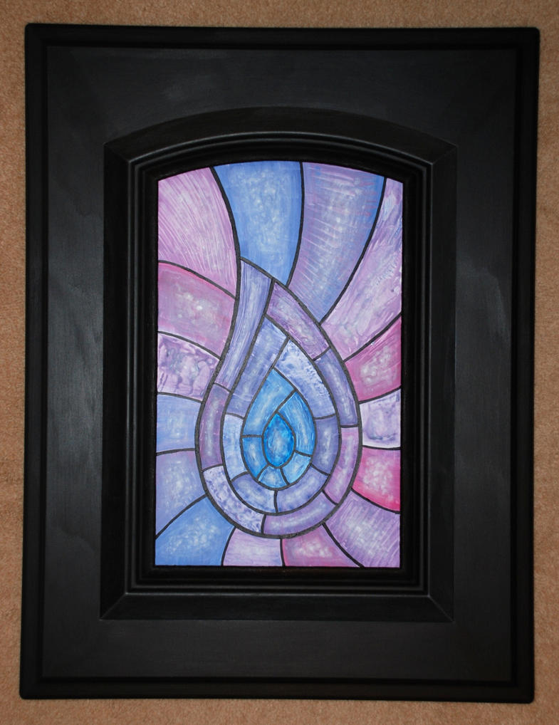 Stained Glass V by TheColclough