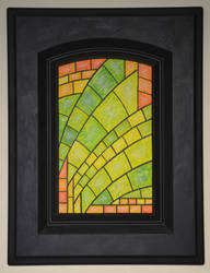 Stained Glass VI by TheColclough