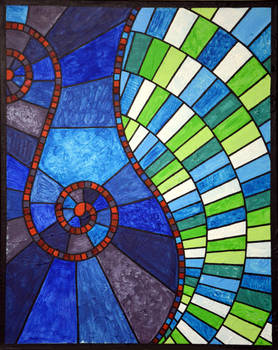 Stained Glass XI: Synaesthesia