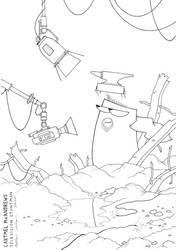 Cartmel McAndrews: a Papertowns Denizen by TheColclough