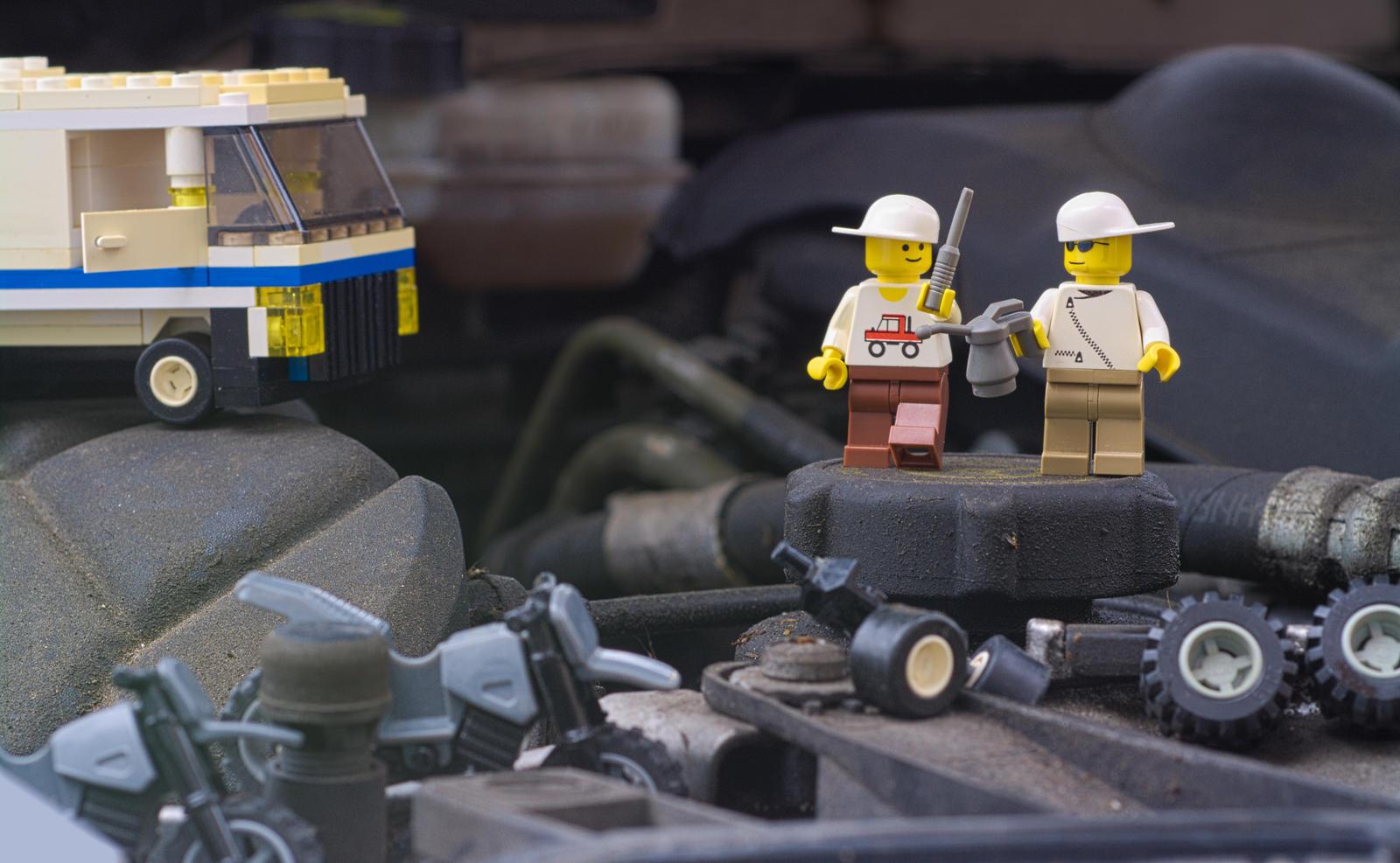 The Professionals: Vehicle Maintenance