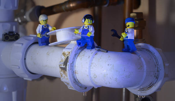 The Professionals: Plumbing by TheColclough