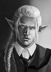 elf sketch #2