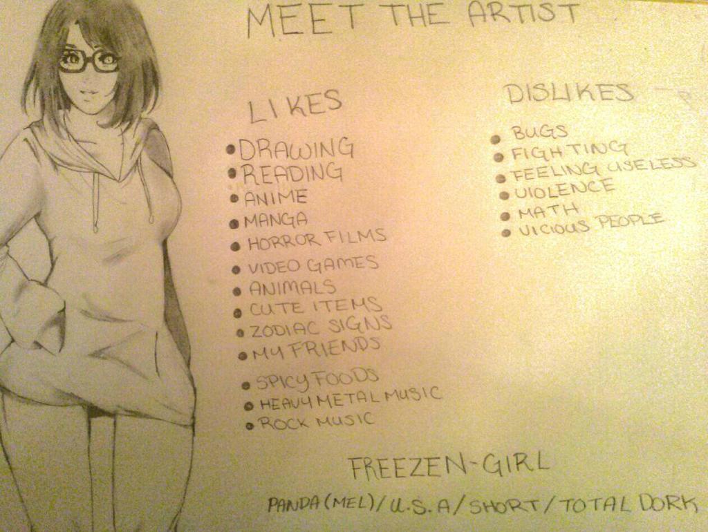 .:Meet Me:. by Freezen-Girl