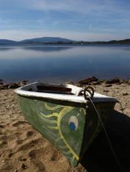 Hippie boat by 0JCK0