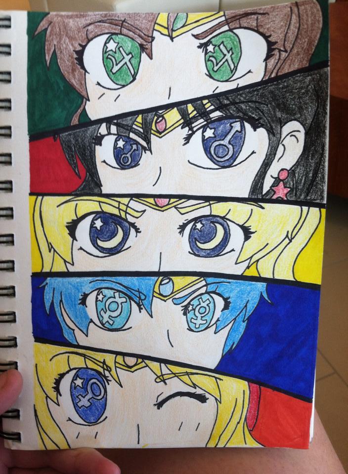 Eyes of the Inner Universe by jenuchiha0519