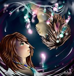 I'm glad that we met... by Lala-ink