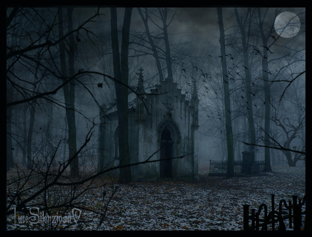 Cemetery of Broken Dreams by LuceSilenziosa
