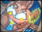 Pokemon Art Academy - Sexy Censored Charizard