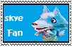 Skye Fan Stamp by Awesomedog10112
