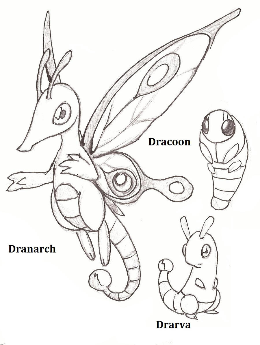 how to draw legendary pokemon scrache
