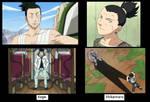Shikamaru vs. Koge
