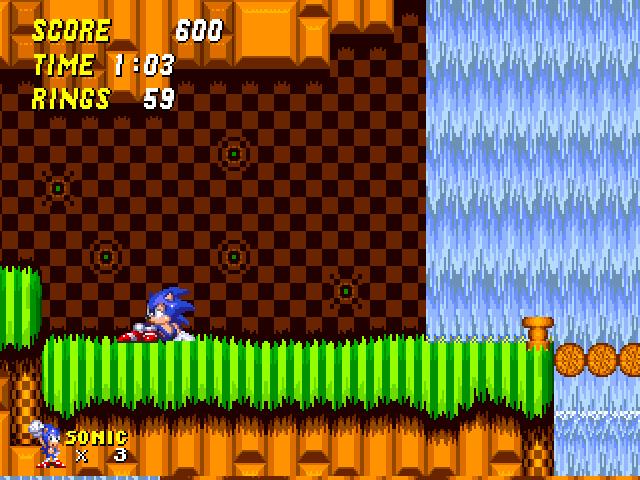Sonic 2,5 Prototype Mockup
