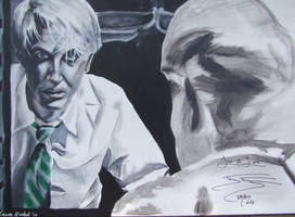 Draco Malfoy by fallofthephoenix