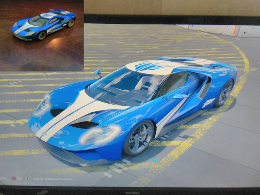 Forza Horizon  Ford Gt By Masterchief
