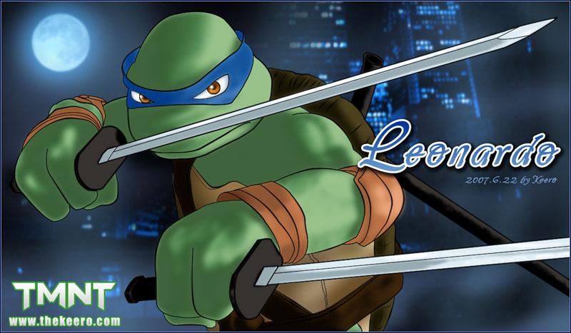 Leonardo Color By Keeroking On Deviantart