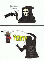 Yeet by E-The-Zombie