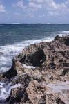 Crashing Waves on Rock