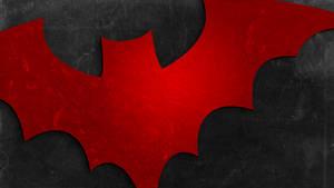 Halloween Bat - Red