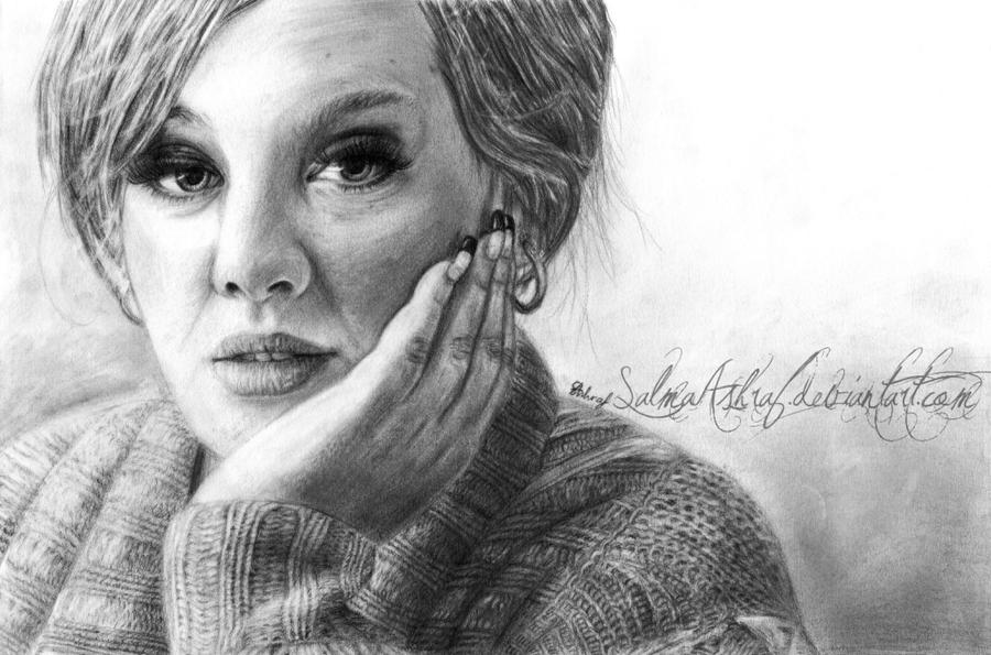 Adele by esayelemay