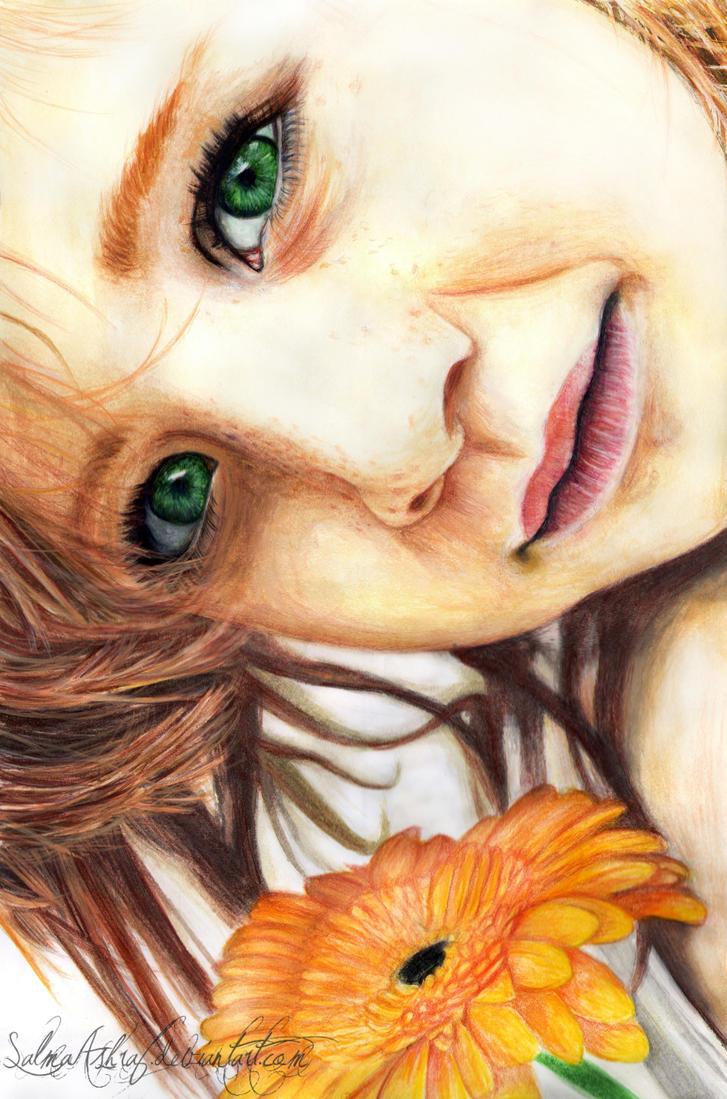 Angelic by esayelemay