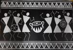 Traditional Warli Painting