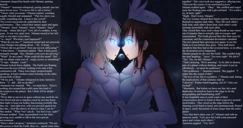 Goddesses Anastasia and Minami by delta7447