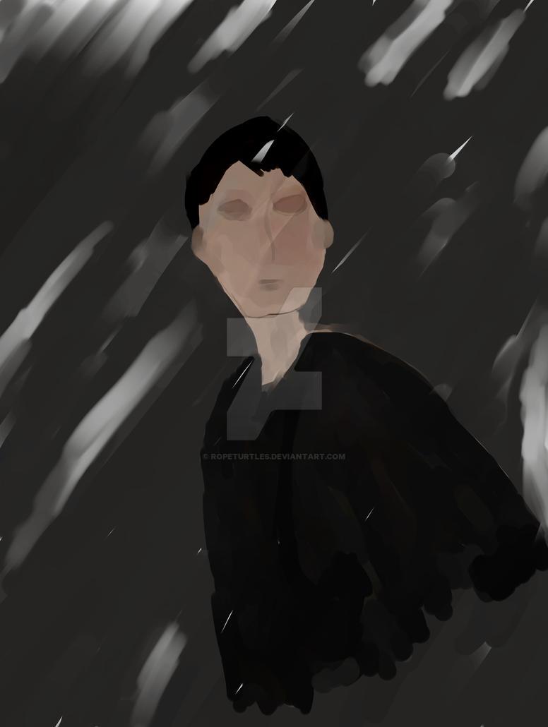 In The Dark by ropeturtles