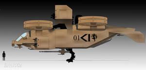 Eurocopter SA-21 Dragon Al-Habir 2739