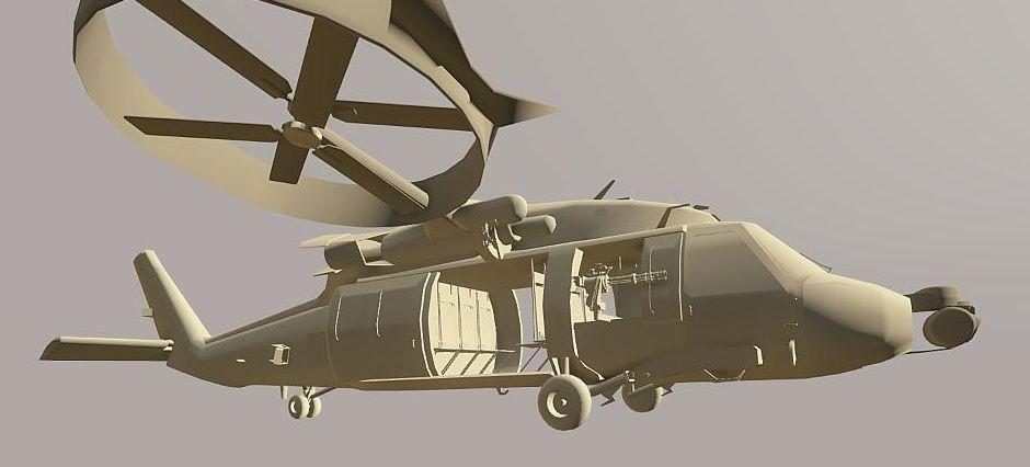 UH-92 by EricJ562