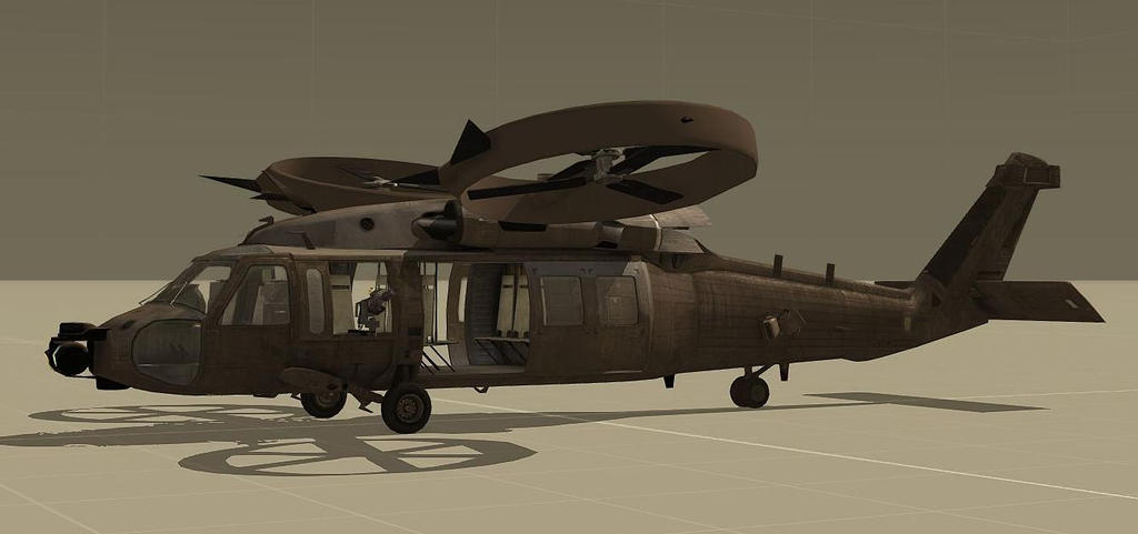 UH-92 Cherokee by EricJ562