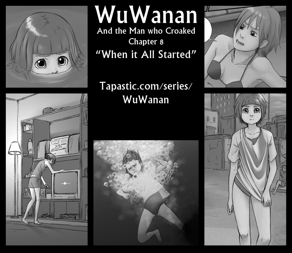 WuWanan Chapter 8 is Out! by NatahanKataka