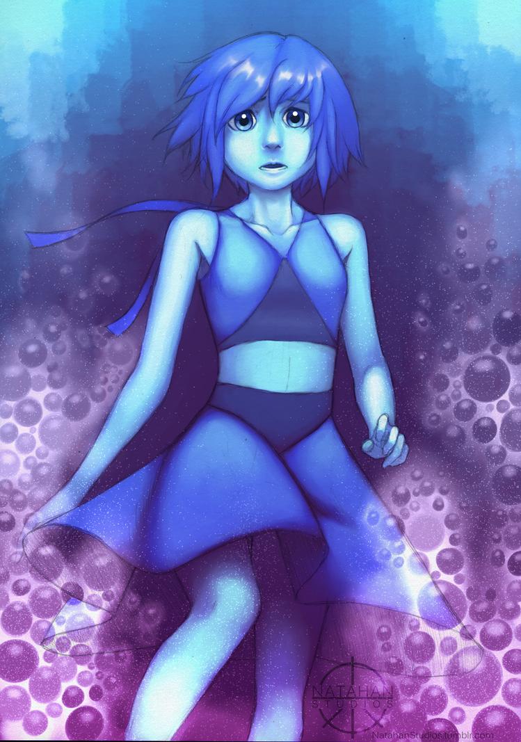 Lapis Lazuli by NatahanKataka