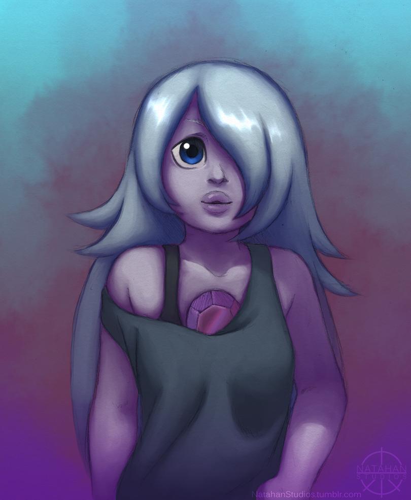 Amethyst [Colored] by NatahanKataka