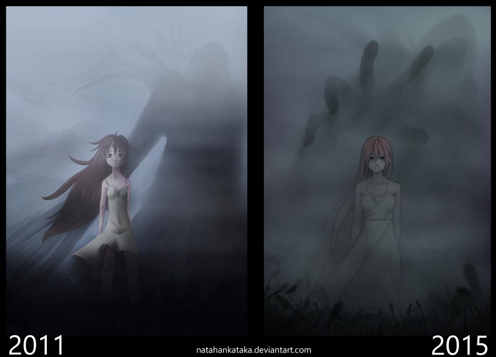On the Brink of Death [Comparison] by NatahanKataka
