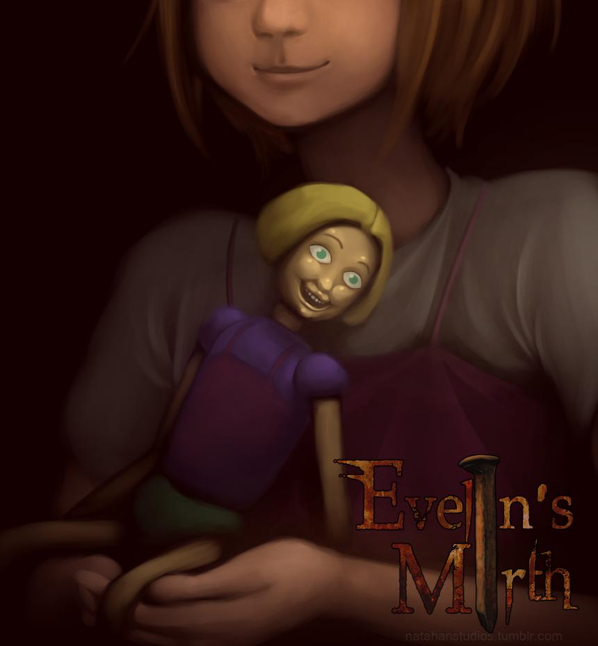 Evelin's Mirth Promotional Poster by NatahanKataka