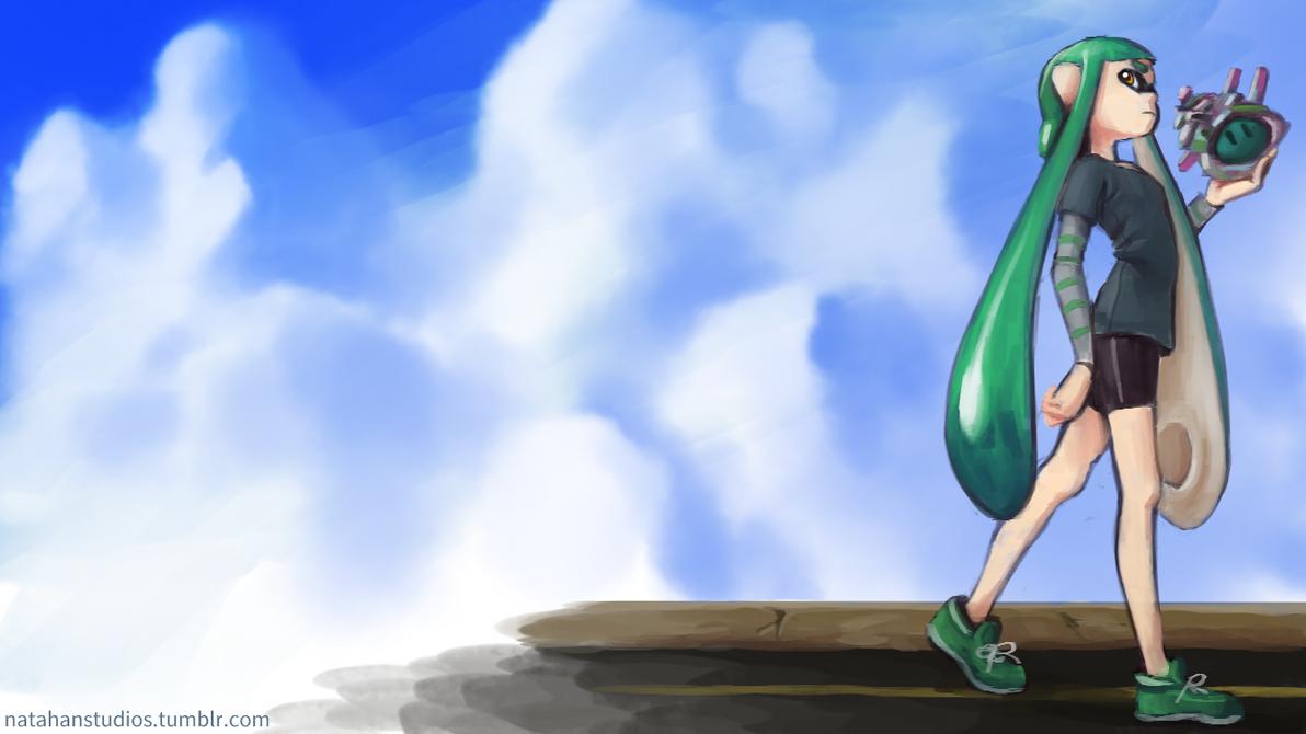 My Super Sea Snail by NatahanKataka