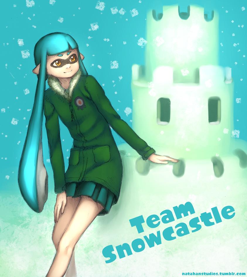 Team Snowcastle by NatahanKataka