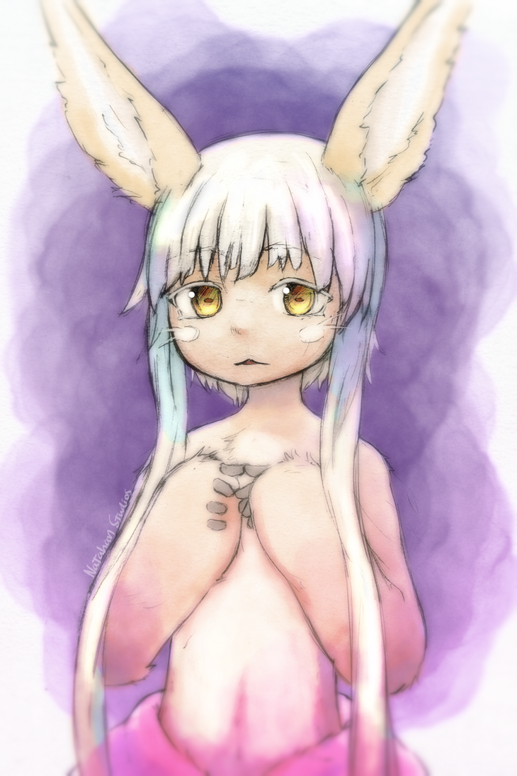 Nanachi from Made in Abyss by NatahanStudios