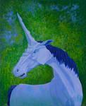 Proper Unicorn (c) DArcy Bechard 2017