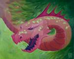 Sunlight dragon (c) DArcy Bechard 2018